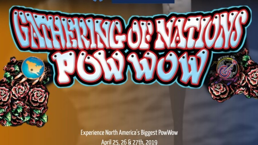 POWWOW 35th Annual Gathering Of Nations 2018
