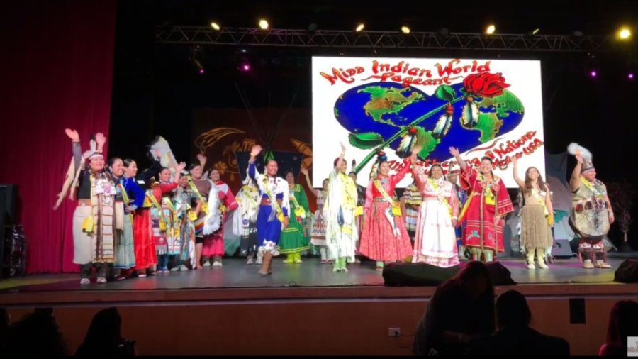 Miss Indian World 2018 – Gathering Of Nations – Albuquerque, New Mexico