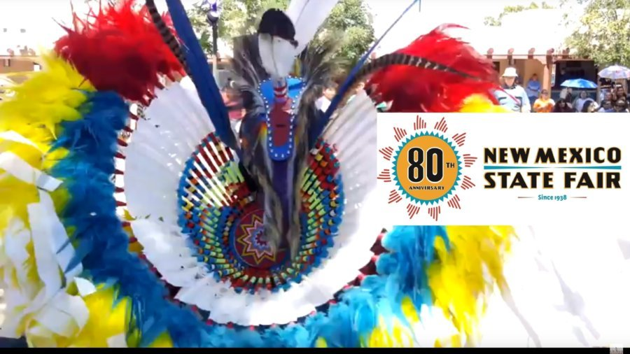 80th New Mexico State Fair @ Albuquerque New Mexico 2018