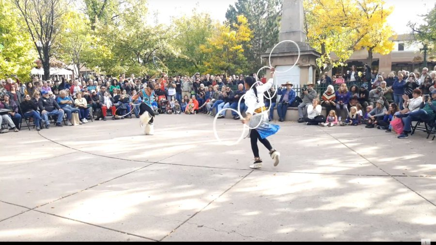 Santa Fe Indigenous Day Commemoration 2018