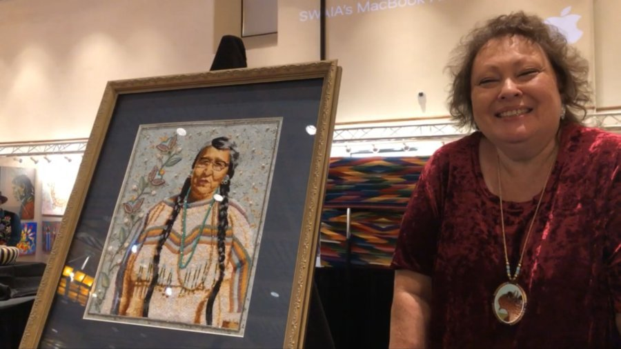 Best Of Show – Santa Fe Indian Market 2019