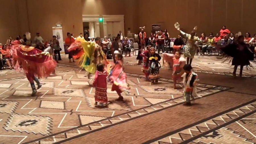 Women are sacred PowWow  Albuquerque NM 2018