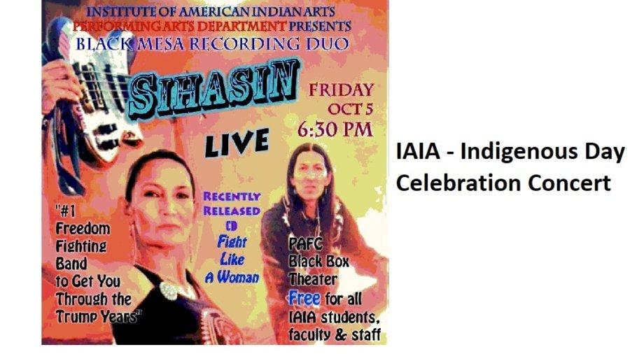 IAIA – Indigenous Day Celebration Concert