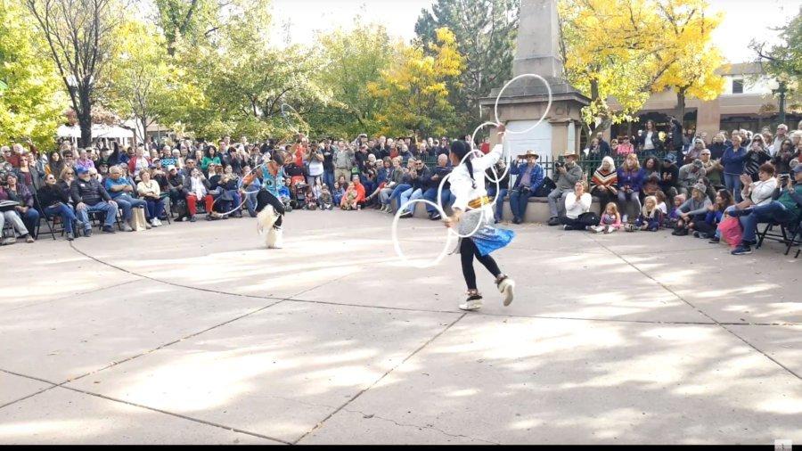 Santa Fe Indigenous Day Commemoration 2018