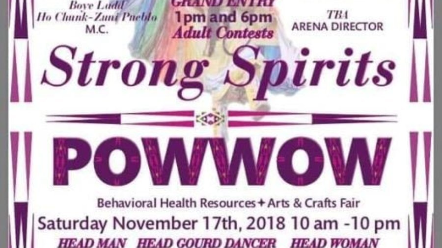 Strong Spirits Powwow | Albuquerque, New Mexico