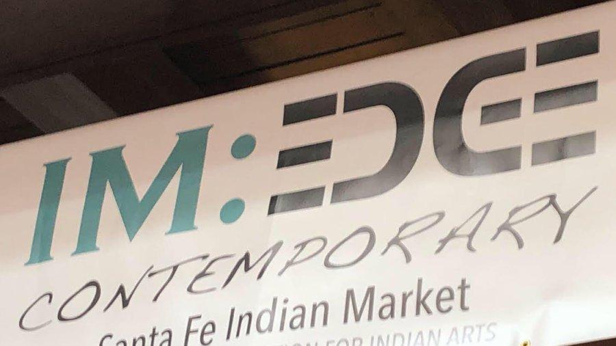 IMEDGE Contemporary 2019 – Santa Fe Indian Market