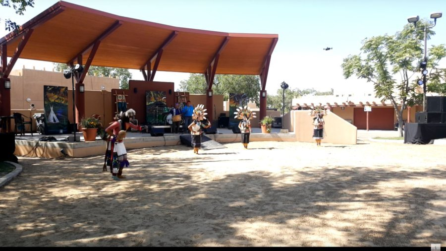 New Mexico State Fair – Indian Village 2019 | Artists & Performances